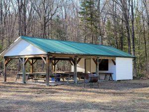 Public pavilion